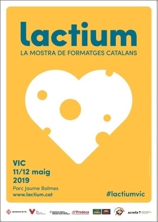 Lactium, la mostra de formatges catalans 2019