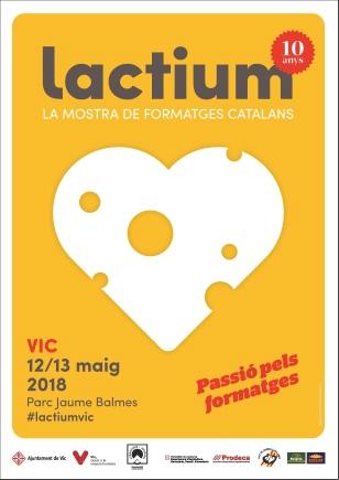 LACTIUM, la mostra de formatges catalans