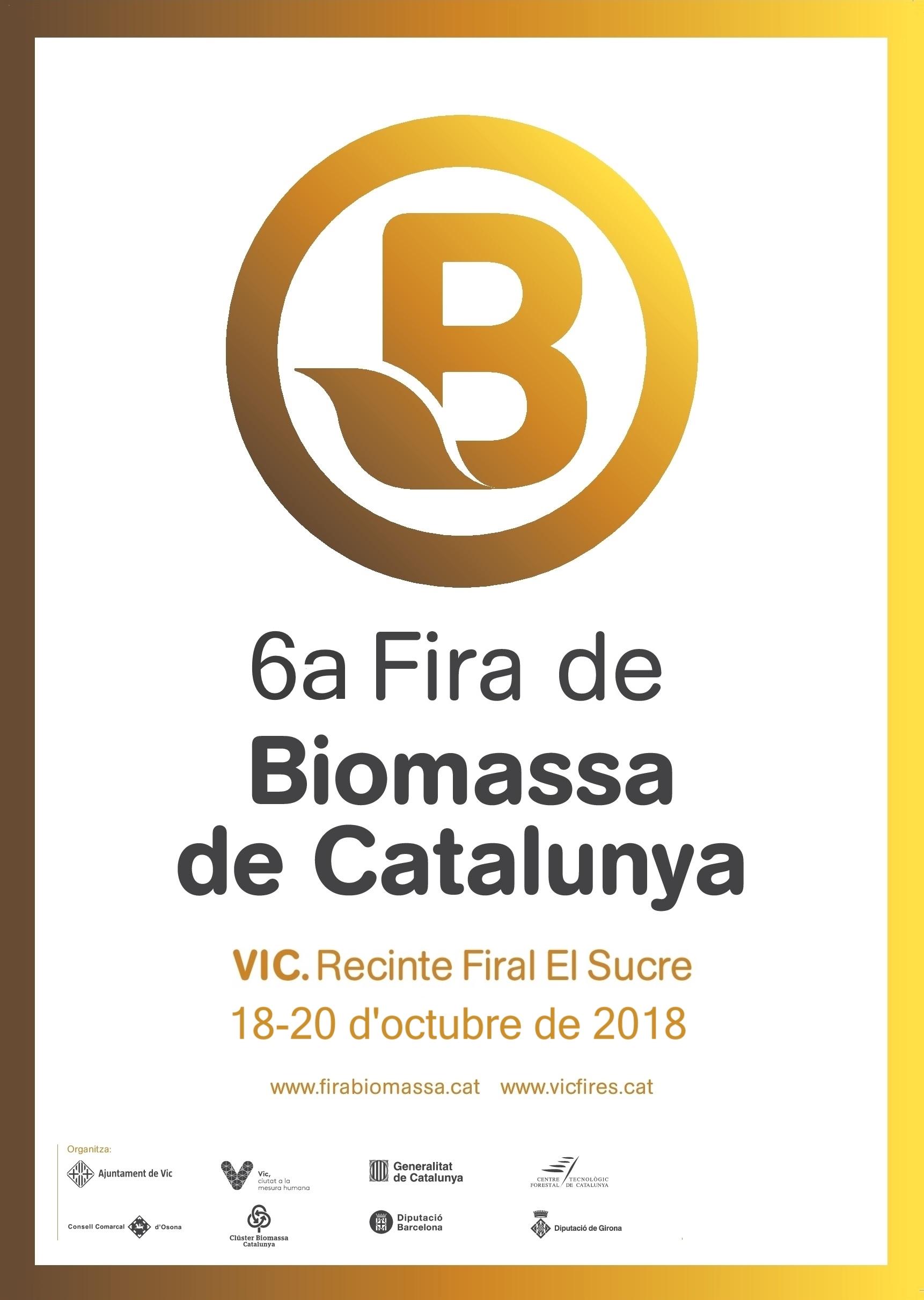 Fira de Biomassa de Catalunya | Saló del Biogàs i Tractaments Purins