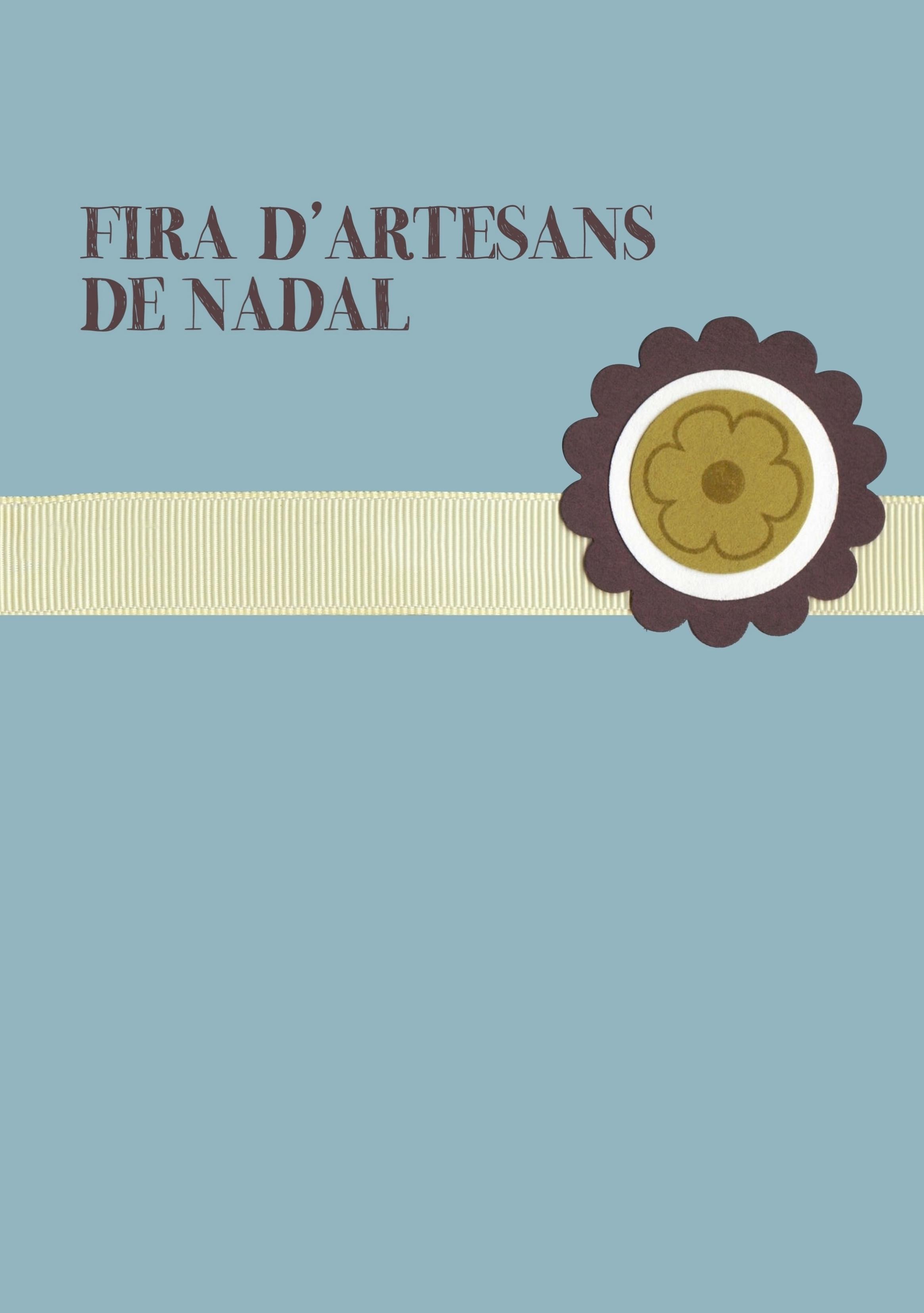 FIRA D'ARTESANS DE NADAL 2020-2021