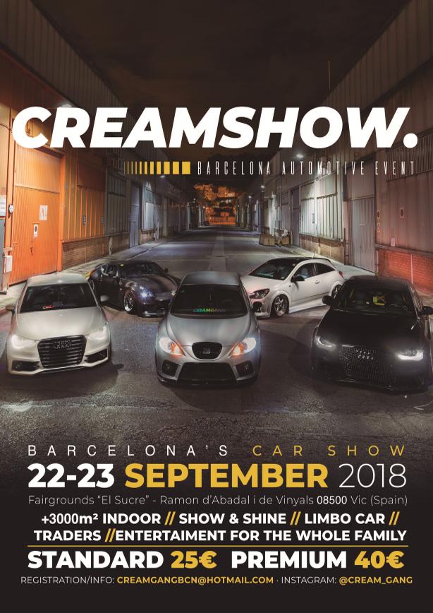 Creamshow