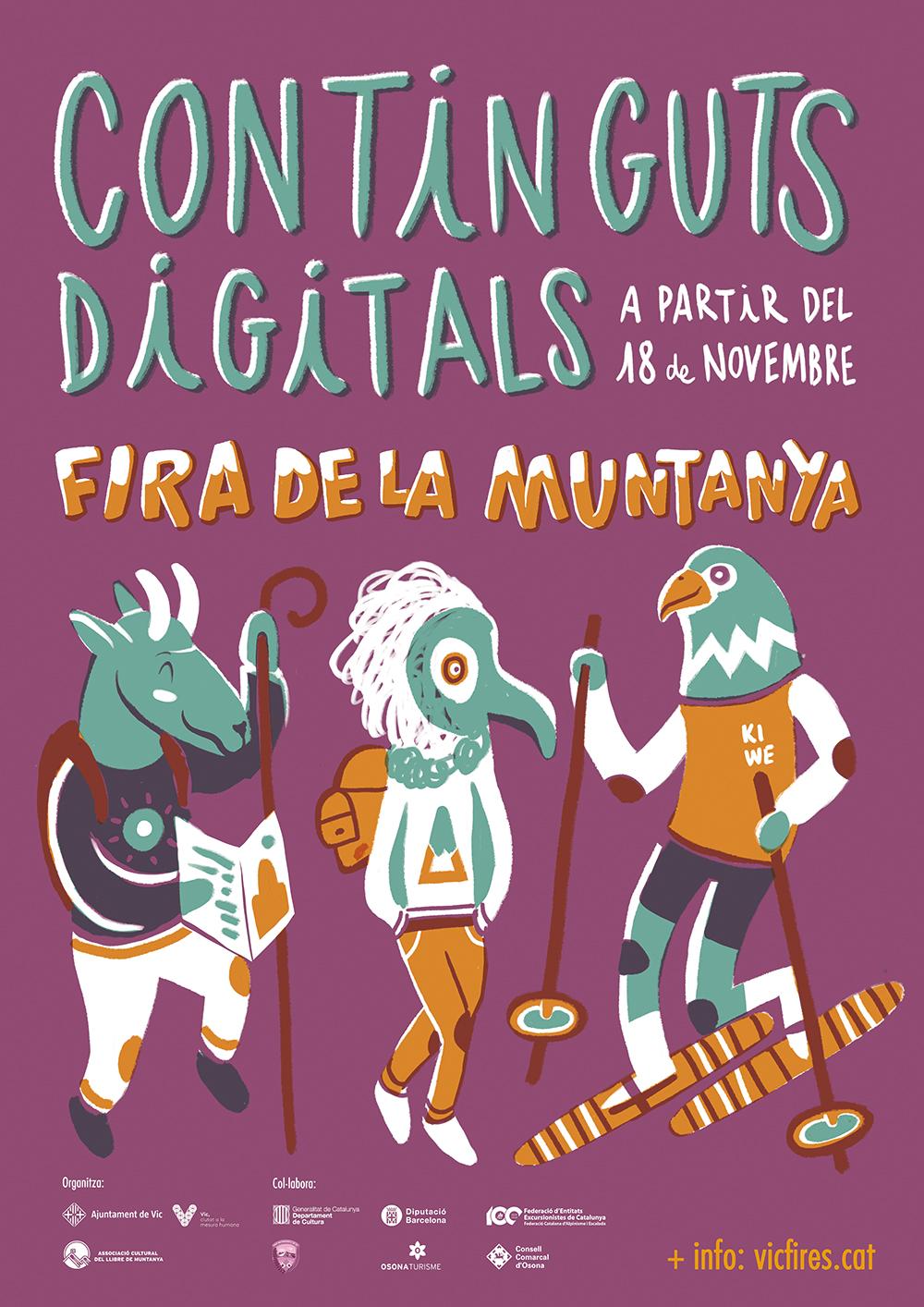 FIRA DE LA MUNTANYA 2020 | Continguts Digitals