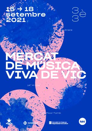 MERCAT DE MÚSICA VIVA DE VIC 2021