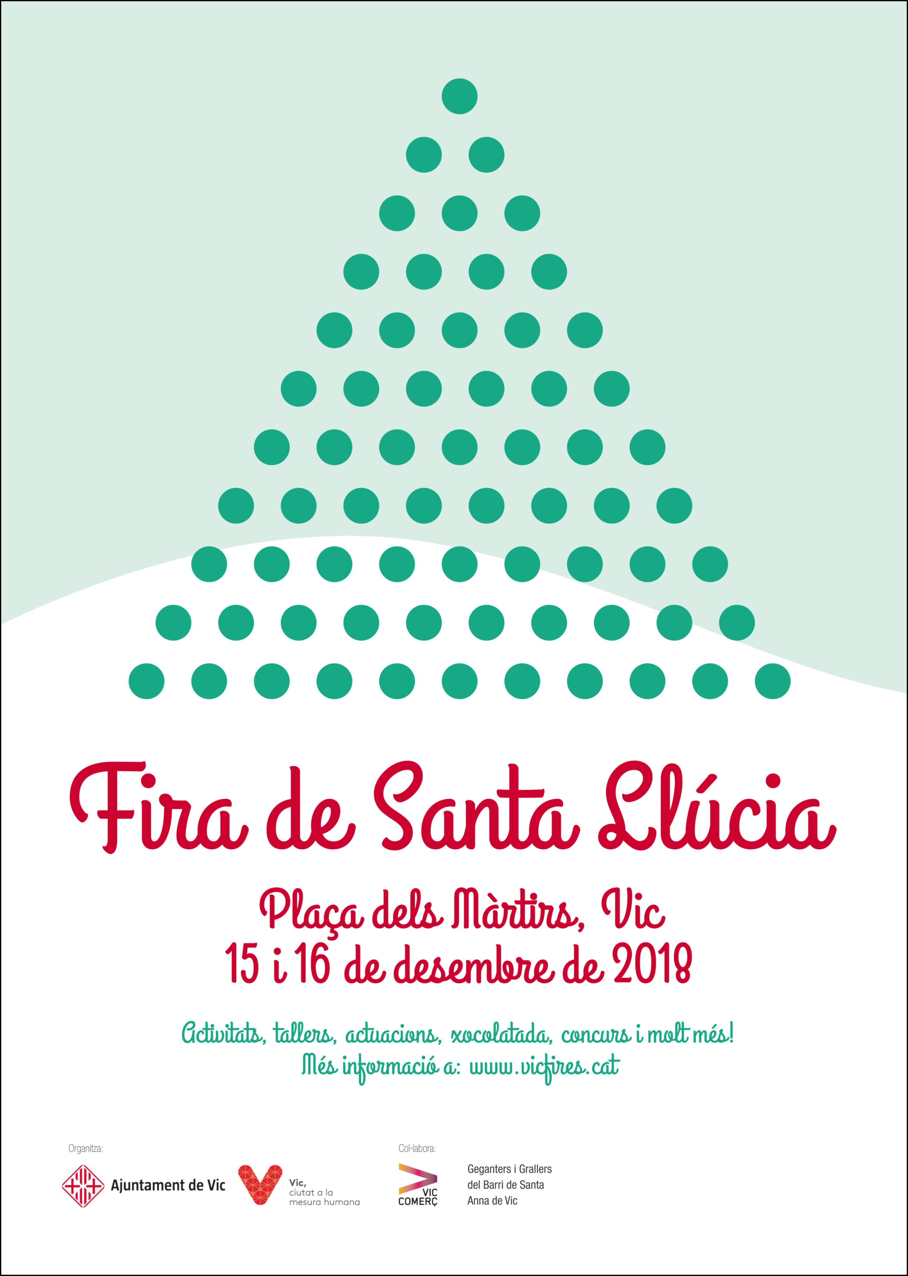 Fira de Santa Llúcia 2018