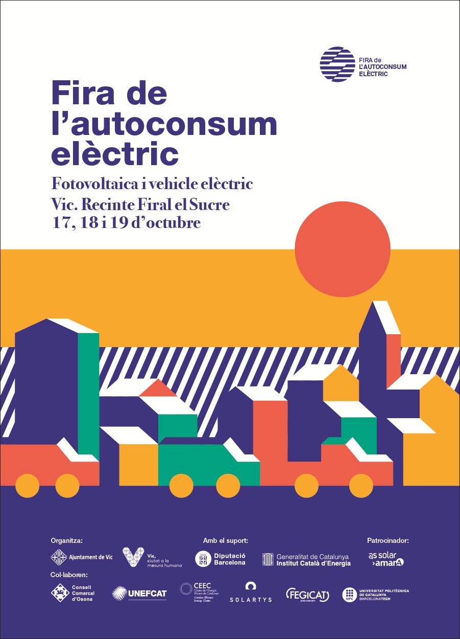 Fira de l'Autoconsum Elèctric 2019
