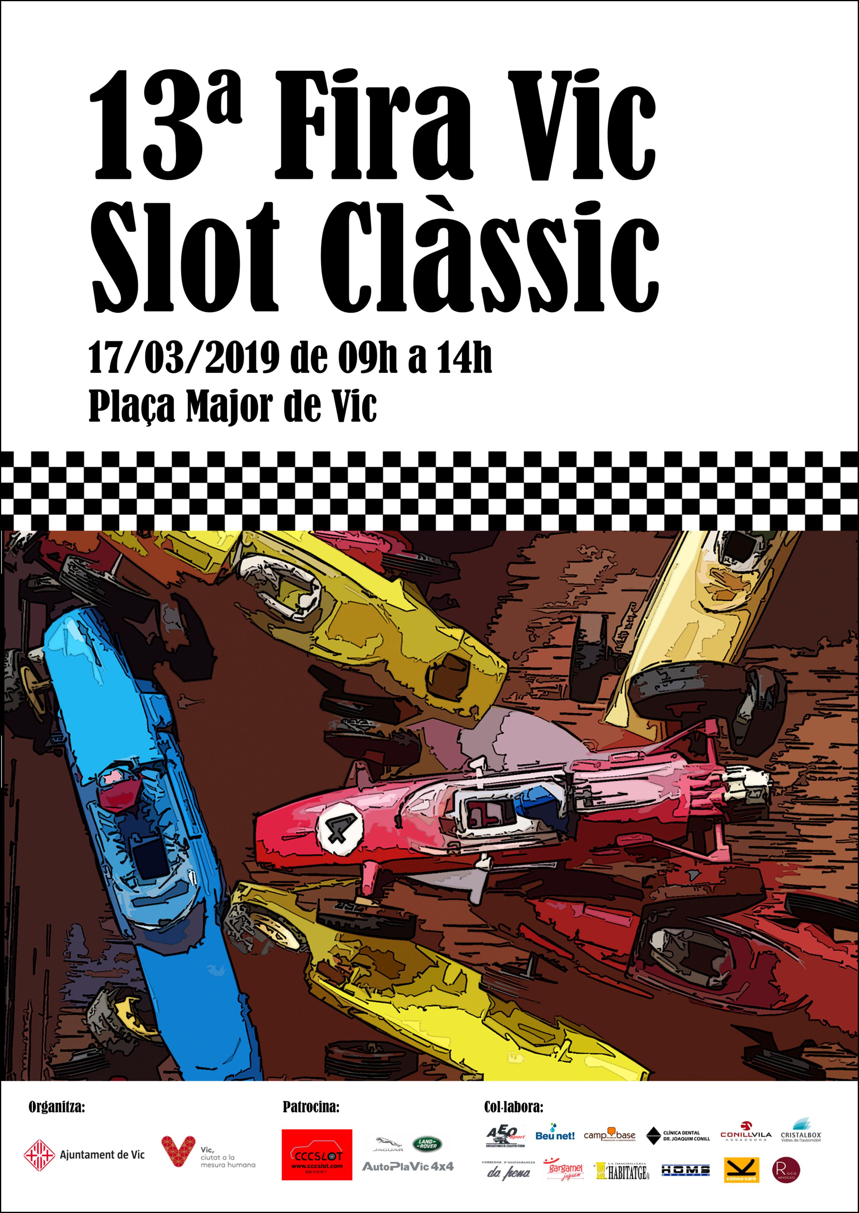 Vic Slot Clàssic 2019