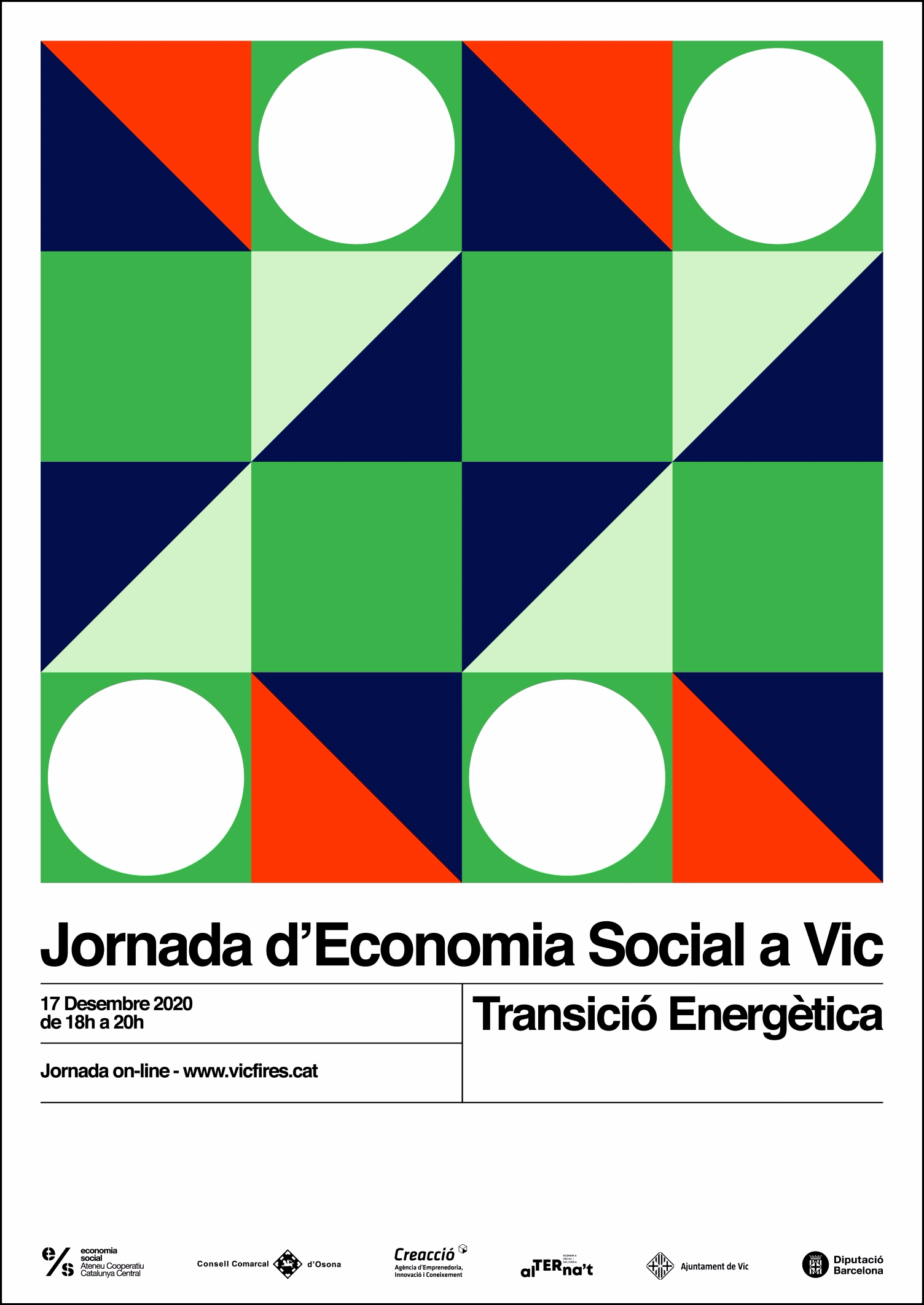 JORNADA TRANSICIÓ ENERGÈTICA 2020 | Continguts on-line