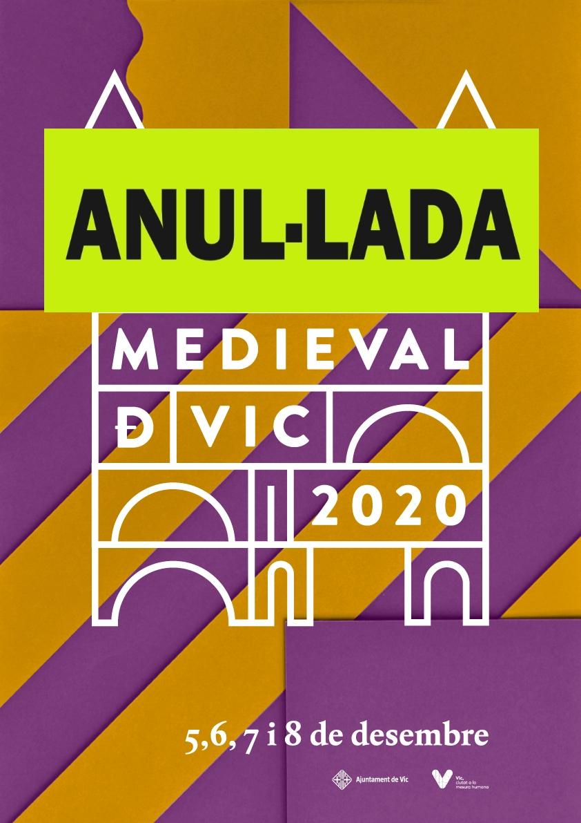 MERCAT MEDIEVAL VIC 2020